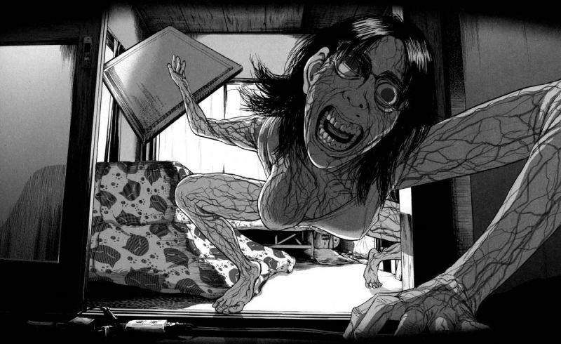 Horror Manga by Hanazawa Kengo - I Am a Hero