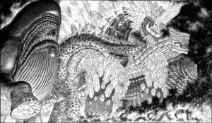 Horror Manga by Kentaro Miura - Berserk Picture 2
