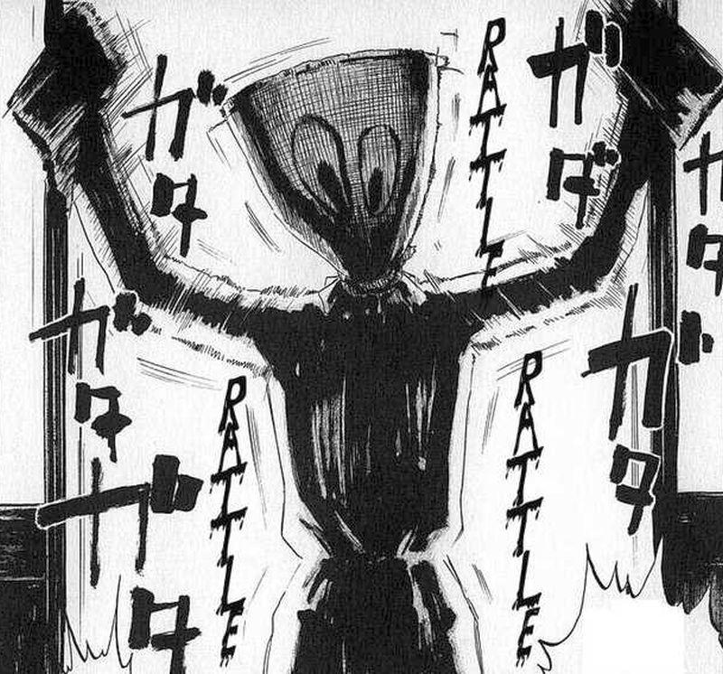 Horror Manga by Nakayama Masaaki - Fuan no Tane Picture 1
