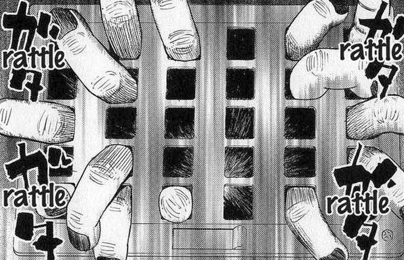 Horror Manga by Nakayama Masaaki - Fuan no Tane Picture 2
