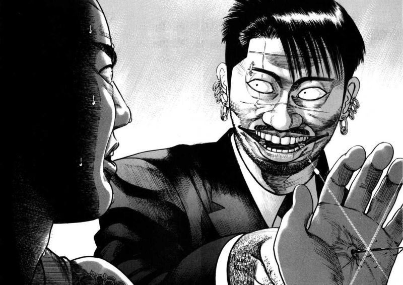 Best Manga by Hideo Yamamoto - Ichi the Killer Picture 2