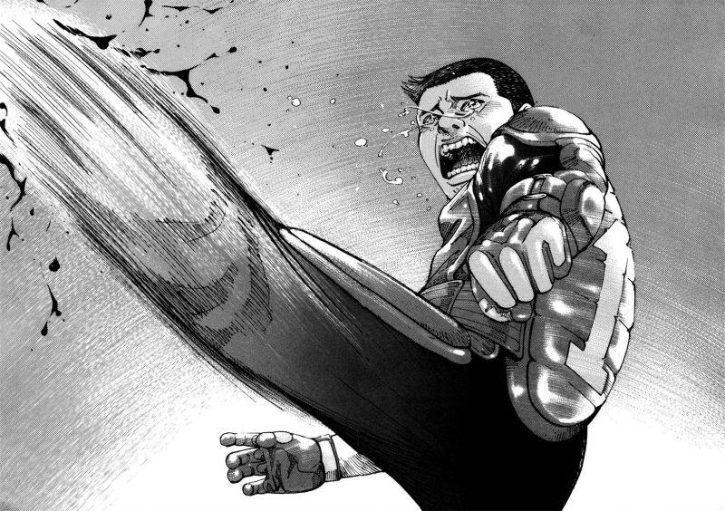Horror Manga by Hideo Yamamoto - Ichi the Killer Picture 2