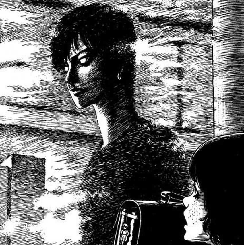 Junji Ito - Lovesick Dead