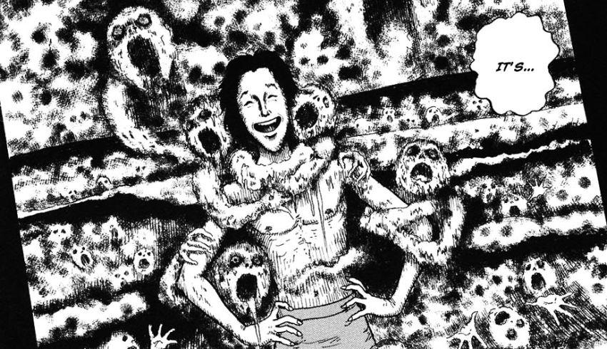 Junji Ito - Mimi's Ghost Stories
