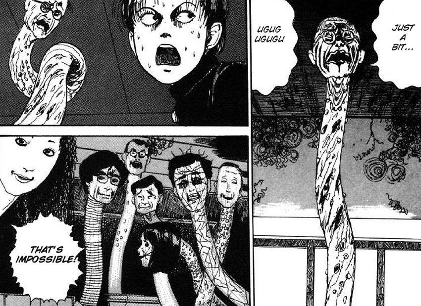 Junji Ito - Hallucinations
