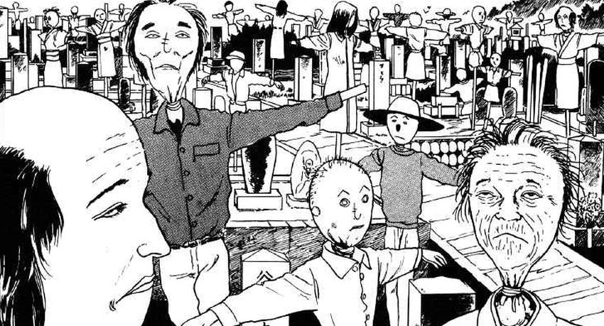 Junji Ito - Scarecrows