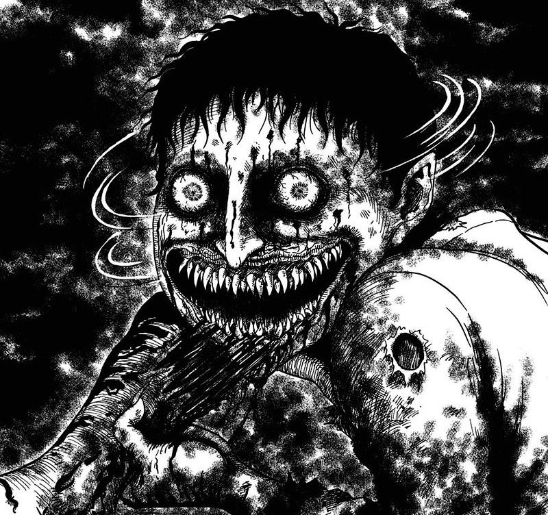 Junji Ito - Secret of the Haunted Mansion