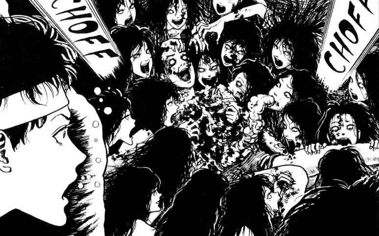 Junji Ito - Tomie Picture 2