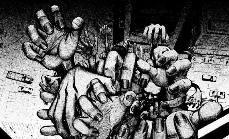 Horror Manga by Nakayama Masaak - Kouishou Rajio Picture 1