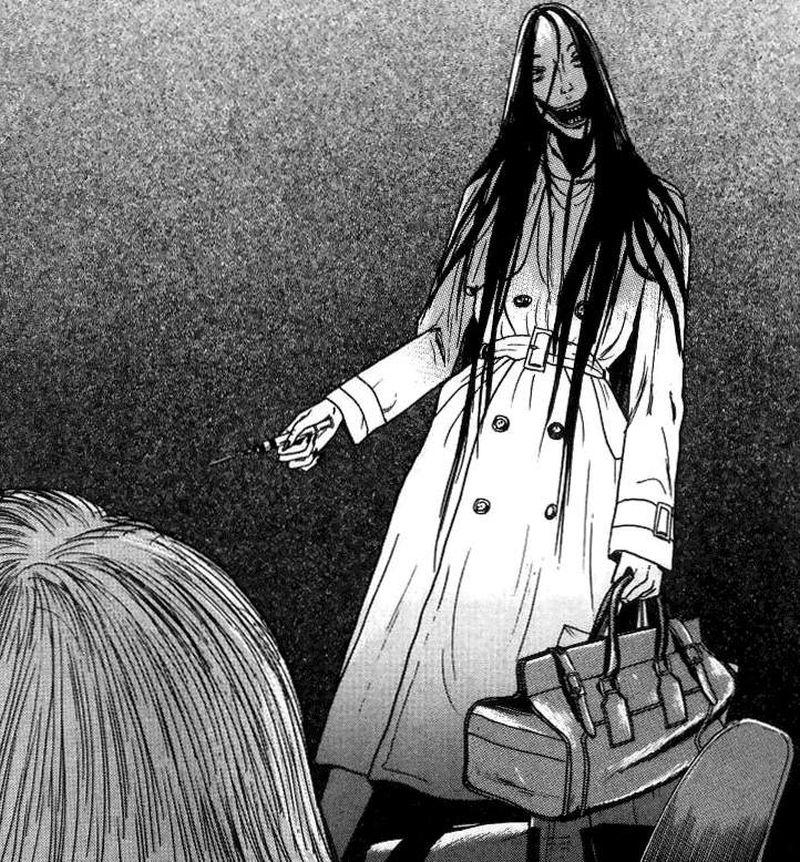 Horror Manga by Mochizuki Minetaro - Zashiki Onna