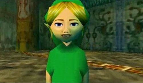 A picture of the best creepypasta Ben Drowned.