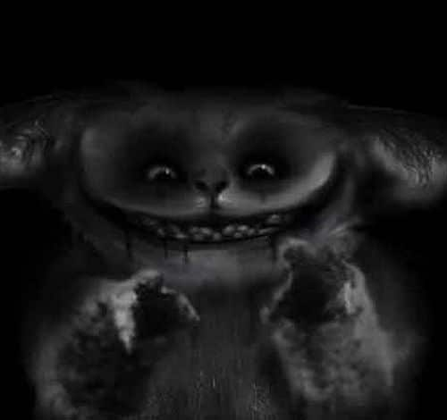 A picture of the best creepypasta Mr. Widemouth.