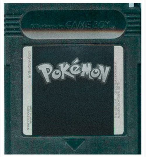 A picture of the best creepypasta Pokémon Black.