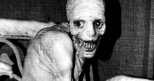 A picture of the best creepypasta The Russian Sleep Experiment.