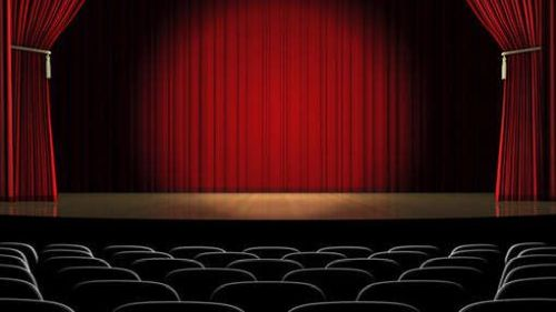 A picture of the best creepypasta The Theater.