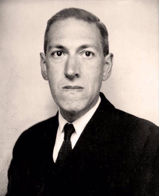 Photograph of Howard Phillips Lovecraft