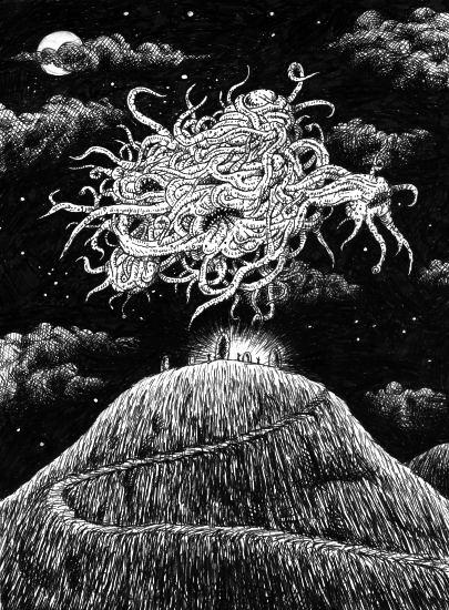 Best Lovecraft Stories - Yog-Sothoth - dominique Signoret