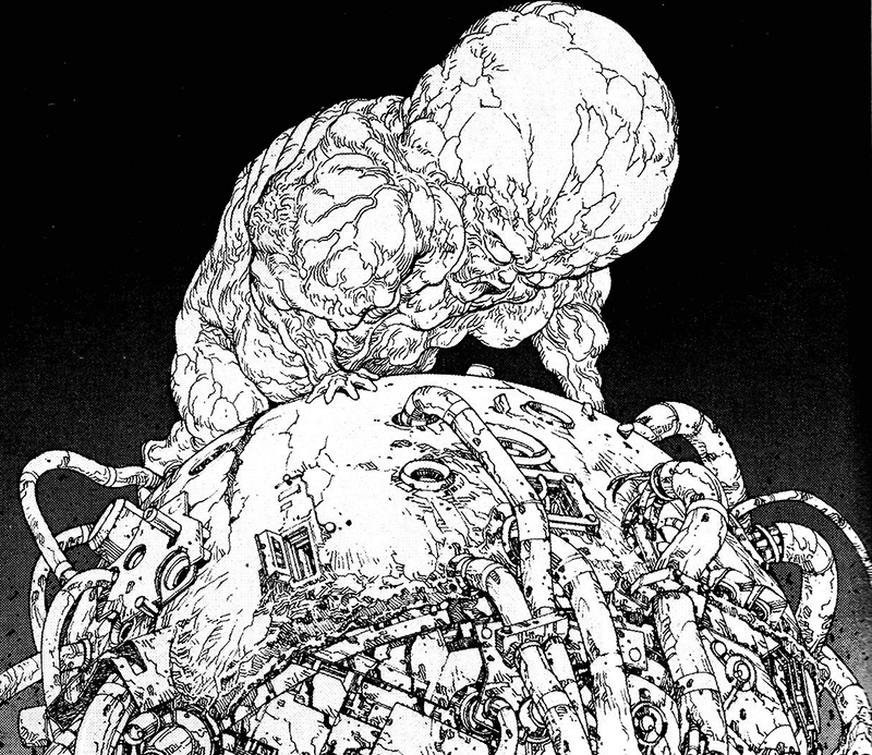 Best Manga by Katsuhiro Otomo - Akira Picture 4