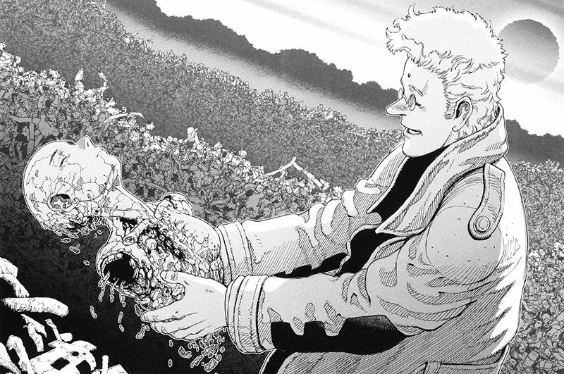 Best Manga by Yukito Kishiro - Battle Angel Alita Picture 1