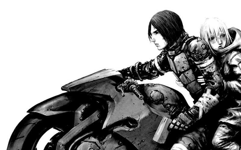 Best Manga by Tsutomu Nihei - Biomega Picture 1