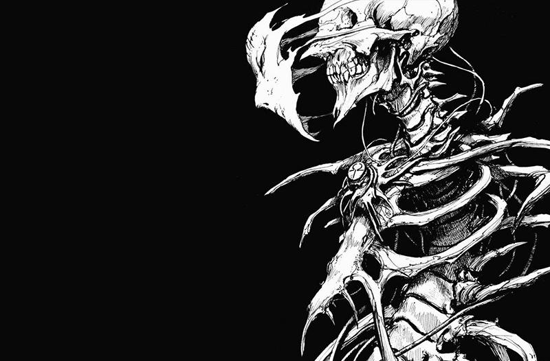 Best Manga by Tsutomu Nihei - Biomega Picture 2