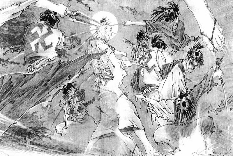 Best Manga by Hiroaki Samura - Blade of the Immortal Picture 1