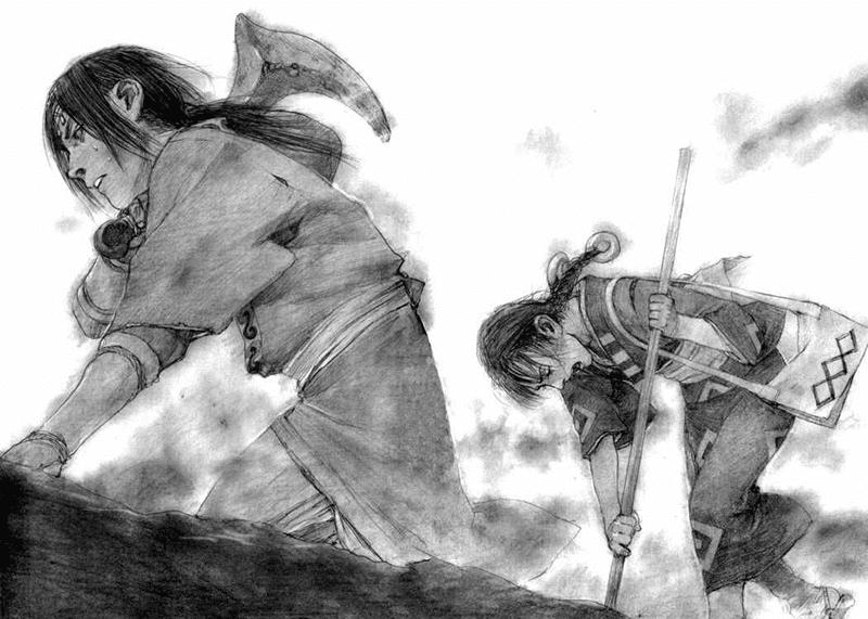 Best Manga by Hiroaki Samura - Blade of the Immortal Picture 2