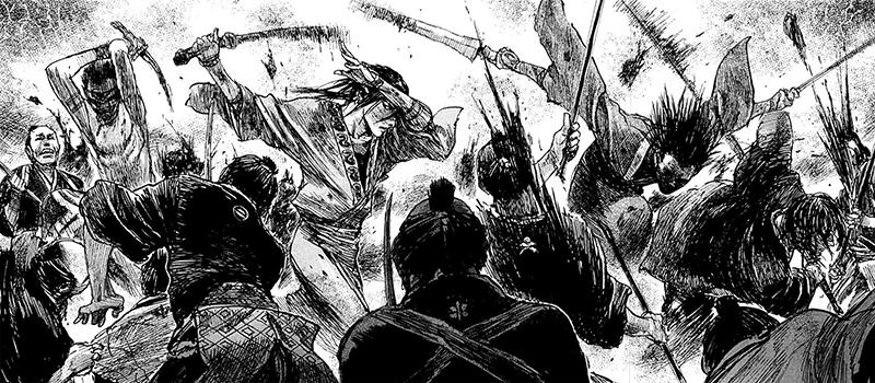 Best Manga by Hiroaki Samura - Blade of the Immortal Picture 4