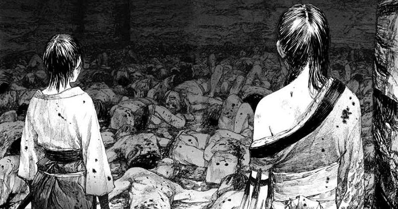 Best Manga by Hiroaki Samura - Blade of the Immortal Picture 5
