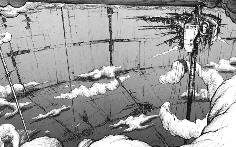 Best Manga by Tsutomu Nihei - Blame! Picture 4