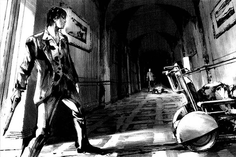 Best Manga by Tsutomu Takahashi - Blue Heaven Picture 2