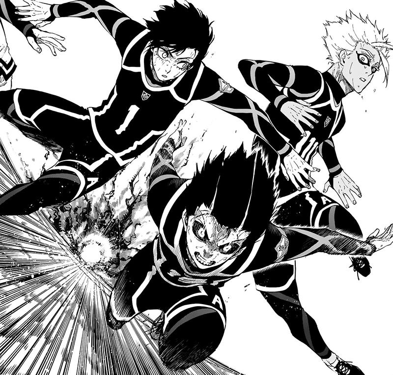 Best Manga by Muneyuki Kaneshiro and Yuusuke Nomura - Blue Lock Picture 3