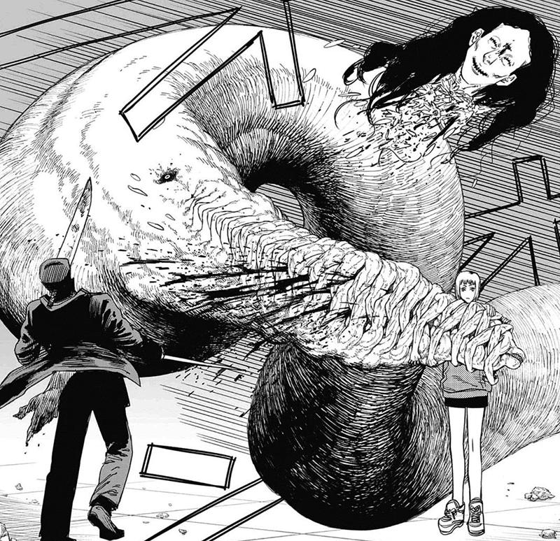 Best Manga by Fujimoto Tatsuki - Chainsaw Man Picture 2