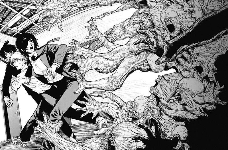 Best Manga by Fujimoto Tatsuki - Chainsaw Man Picture 3