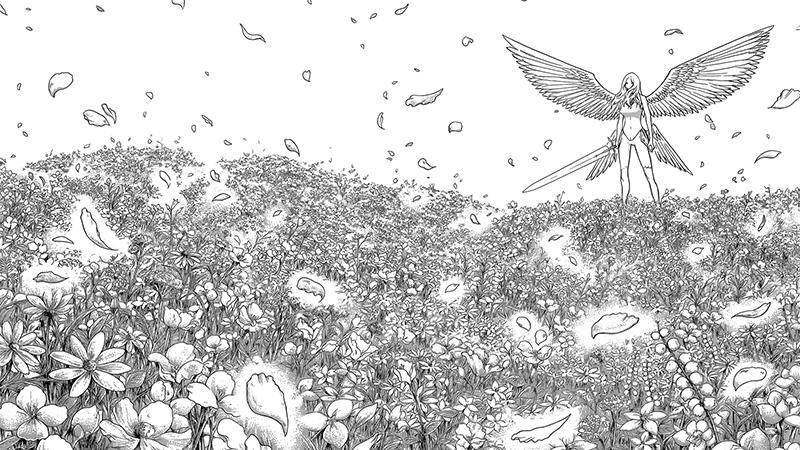 Best Manga by Norihiro Yagi - Claymore Picture 1