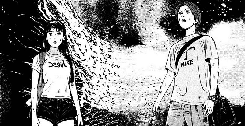 Best Manga by Minetaro Mochizuki - Dragon Head Picture 3