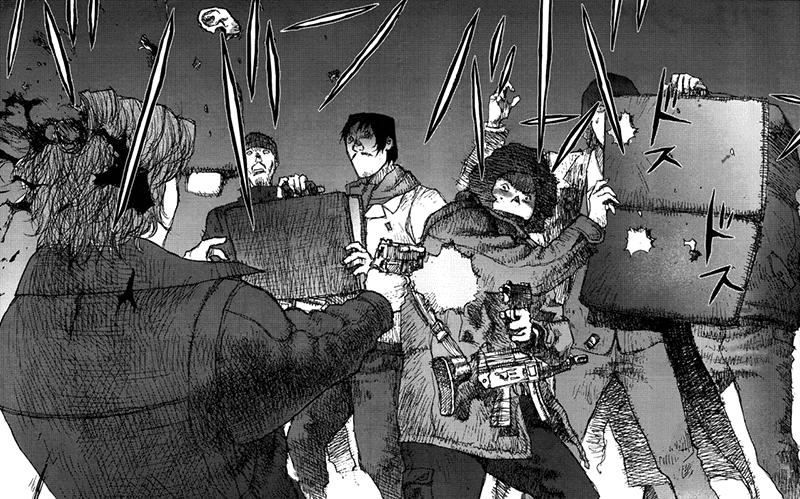 Best Manga by Jiro Matsumoto - Freesia Picture 2