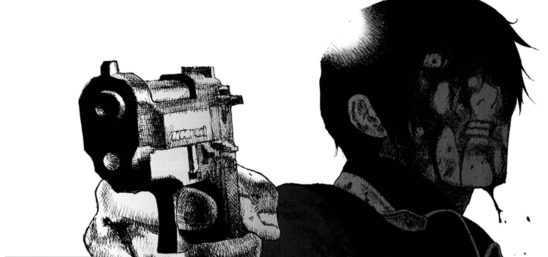 Best Manga by Jiro Matsumoto - Freesia Picture 4