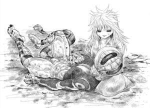 Best Manga by Yoshihiro Togashi - Hunter x Hunter 2