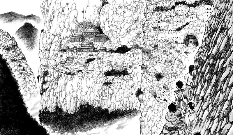 Best Manga by Yasuhisa Hara - Kingdom Picture 1