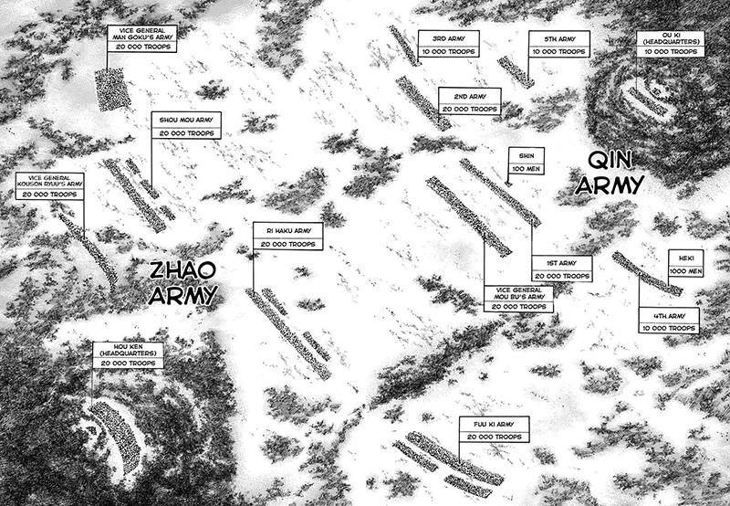 Best Manga by Yasuhisa Hara - Kingdom Picture 4