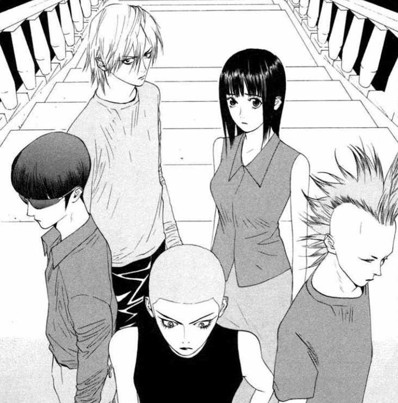 Best Manga by Shinobu Kaitani - Liar Game Picture 2