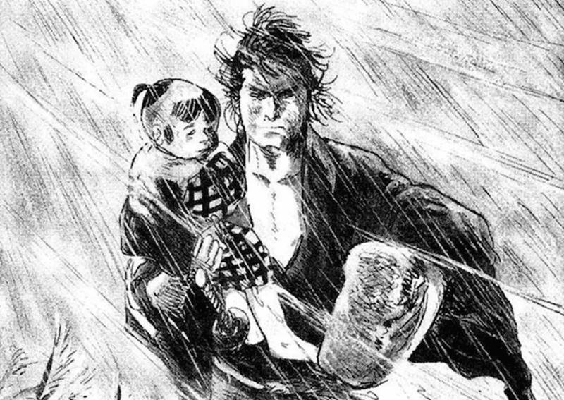 Best Manga by Kazuo Koike and Goseki Kojima - Lone Wolf and Cub Picture 1