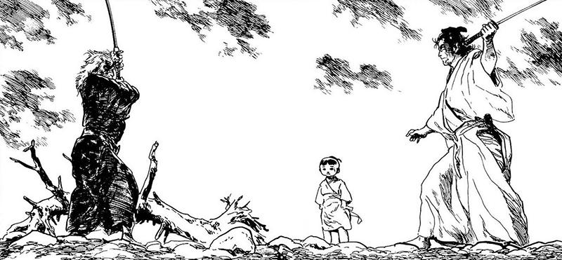 Best Manga by Kazuo Koike and Goseki Kojima - Lone Wolf and Cub Picture 3