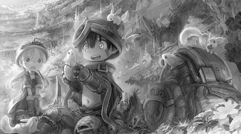 Best Manga by Akihito Tsukushi - Made in Abyss Picture 2