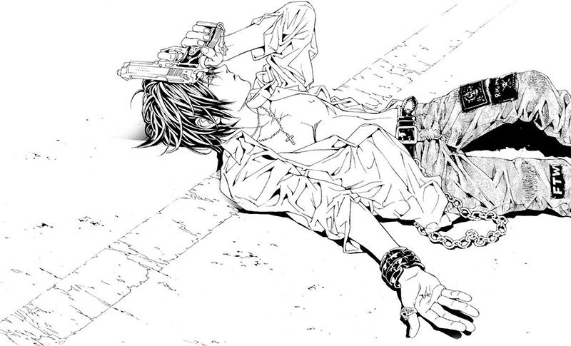 Best Manga by Eiji Otsuka and Shouu Tajima - MPD Psycho Picture 1