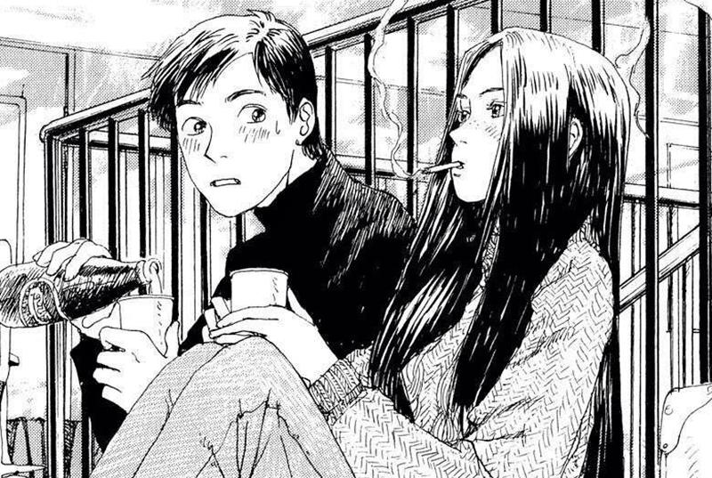 Best Manga by Kenji Tsuruta - Omoide Emanon Picture 2