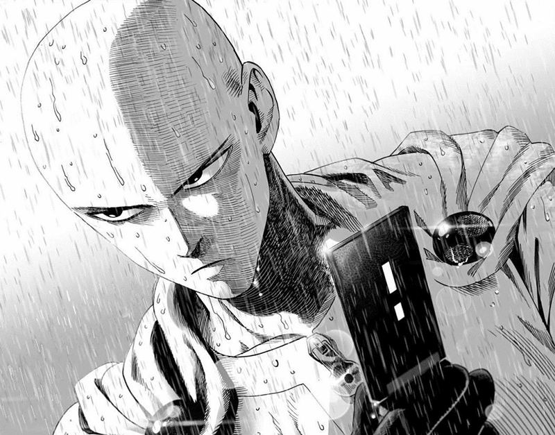 Best Manga by Yusuke Murata and ONE - One Punch Man Picture 1