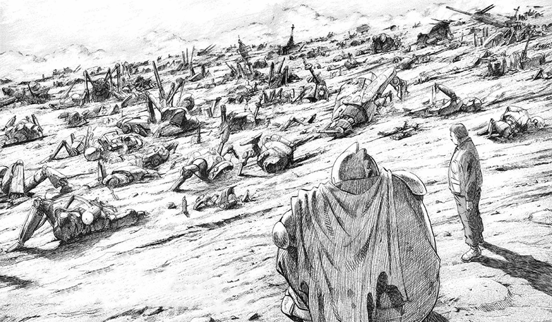 Best Manga by Naoki Urasawa - Pluto Picture 2