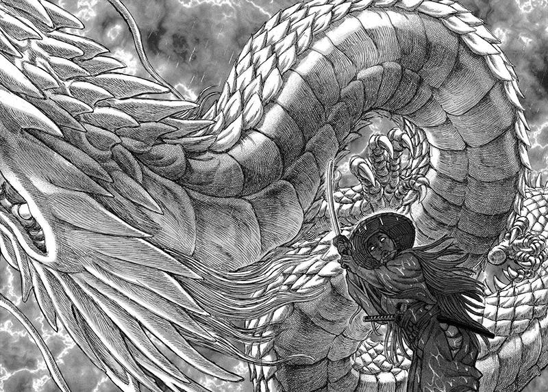 Best Manga by Noria Nanjou and Takayuki Yamaguchi - Shigurui Picture 2